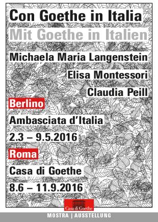 Mit Goethe in Italien