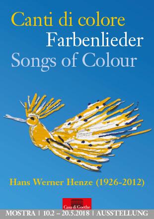 Canti di Colore – Farbenlieder – Songs of Colour