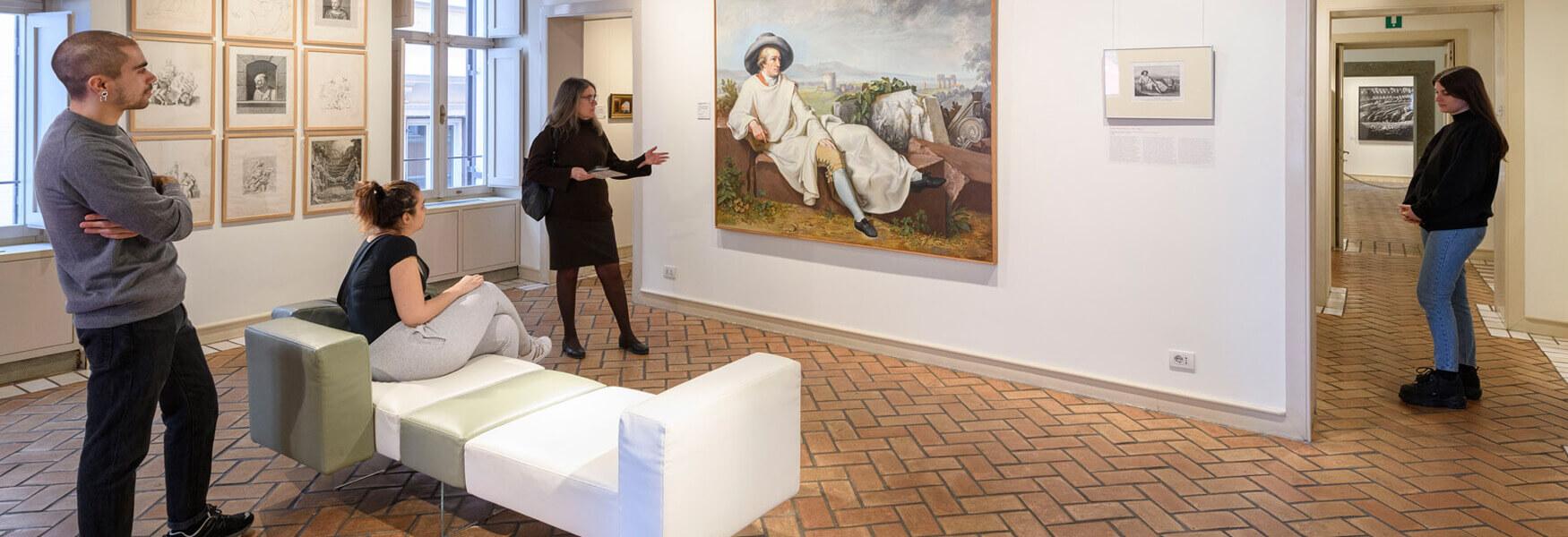 Führungen in der Casa di Goethe