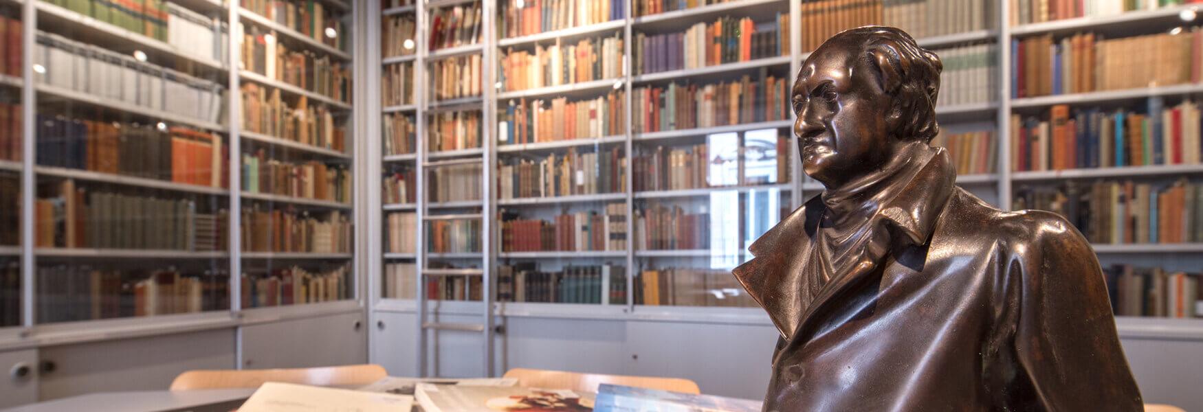 Goethe Spezialbibliothek