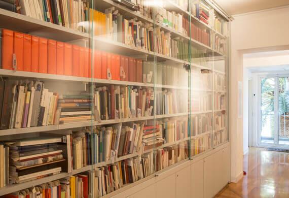 Stipendium im Casa di Goethe